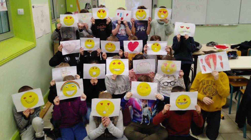 Blankass Ecole Leigne les Bois enfants
